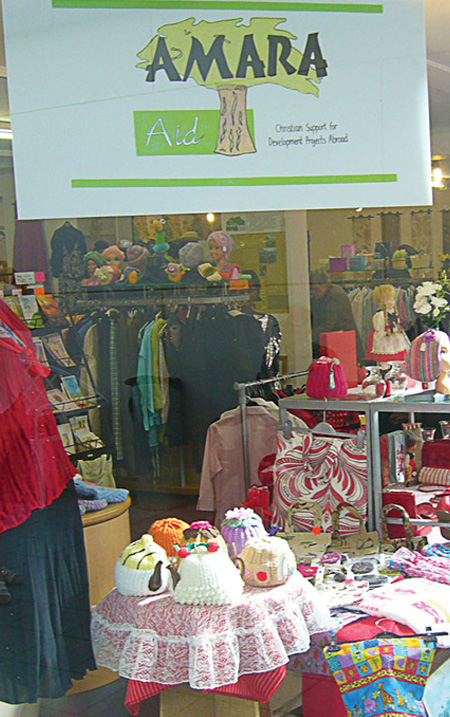 Amara Aid Shop | New & Second Hand clothing & Homewares | Supporting The Poor in Tanzania