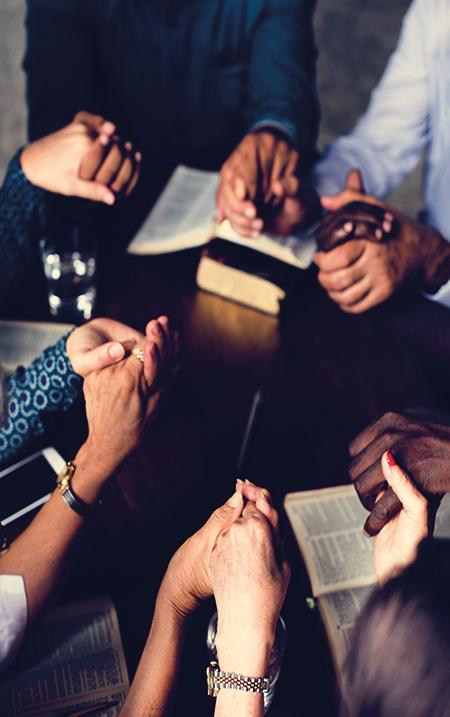 Amara Aid | Pray With Us